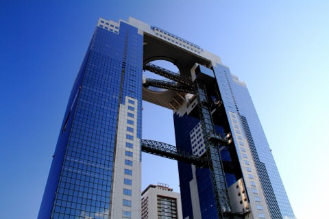 Umeda Sky Building/Osaka/Kansai