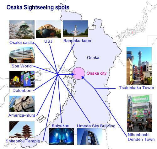 Osaka Heyworld Japan Travel Guide